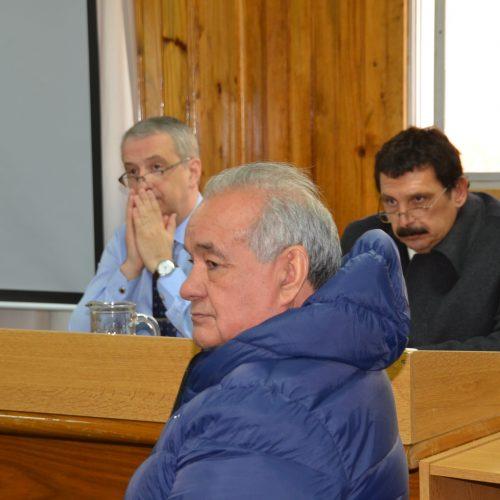 Se desarrolló hoy la primera audiencia del juicio por exacciones ilegales