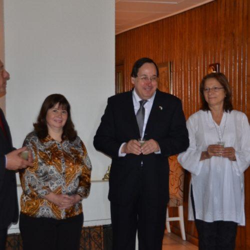 El Superior Tribunal de Justicia adhirió a los festejos por la Independencia de Chile
