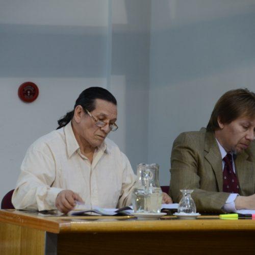 El viernes se reanuda el juicio oral y público