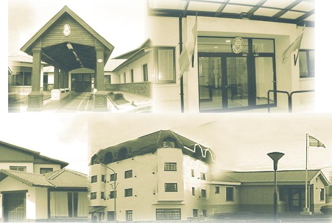 Edificios STJ