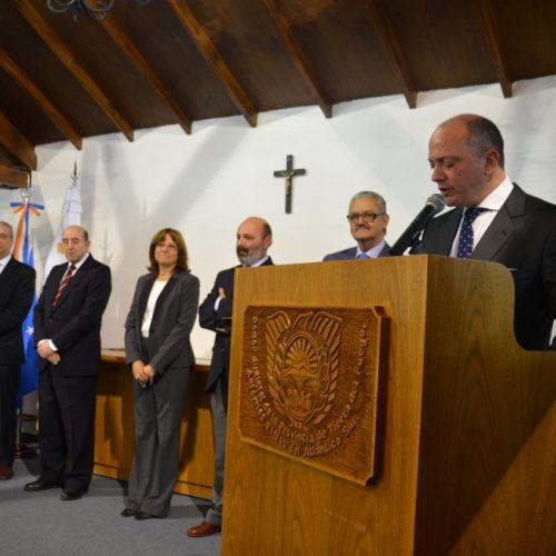 El Poder Judicial de Tierra del Fuego conmemoró su vigésimo aniversario