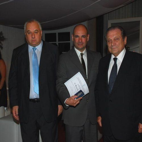 El Doctor Ferretto recibió el Premio Federal al Mérito Judicial en Santa Fe