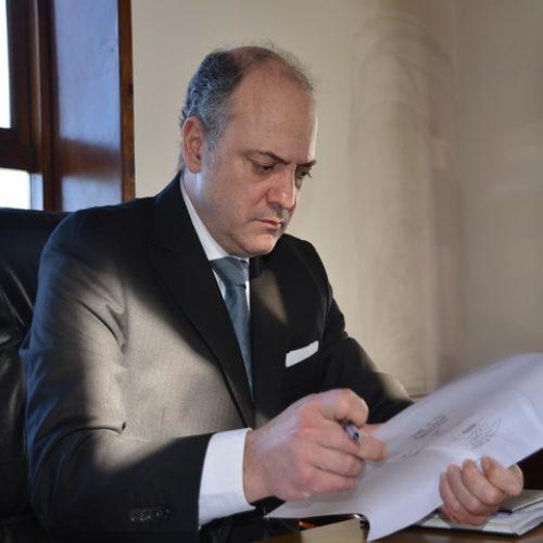 El Dr. Gonzalo Sagastume jurará en el Consejo de la Magistratura