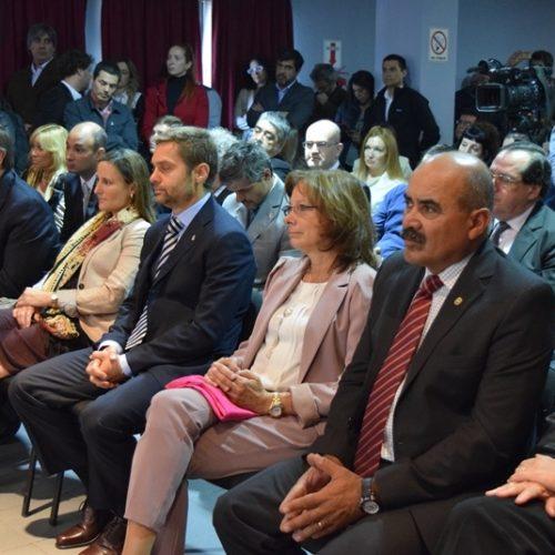 La Doctora Battaini participó del acto de apertura de sesiones ordinarias