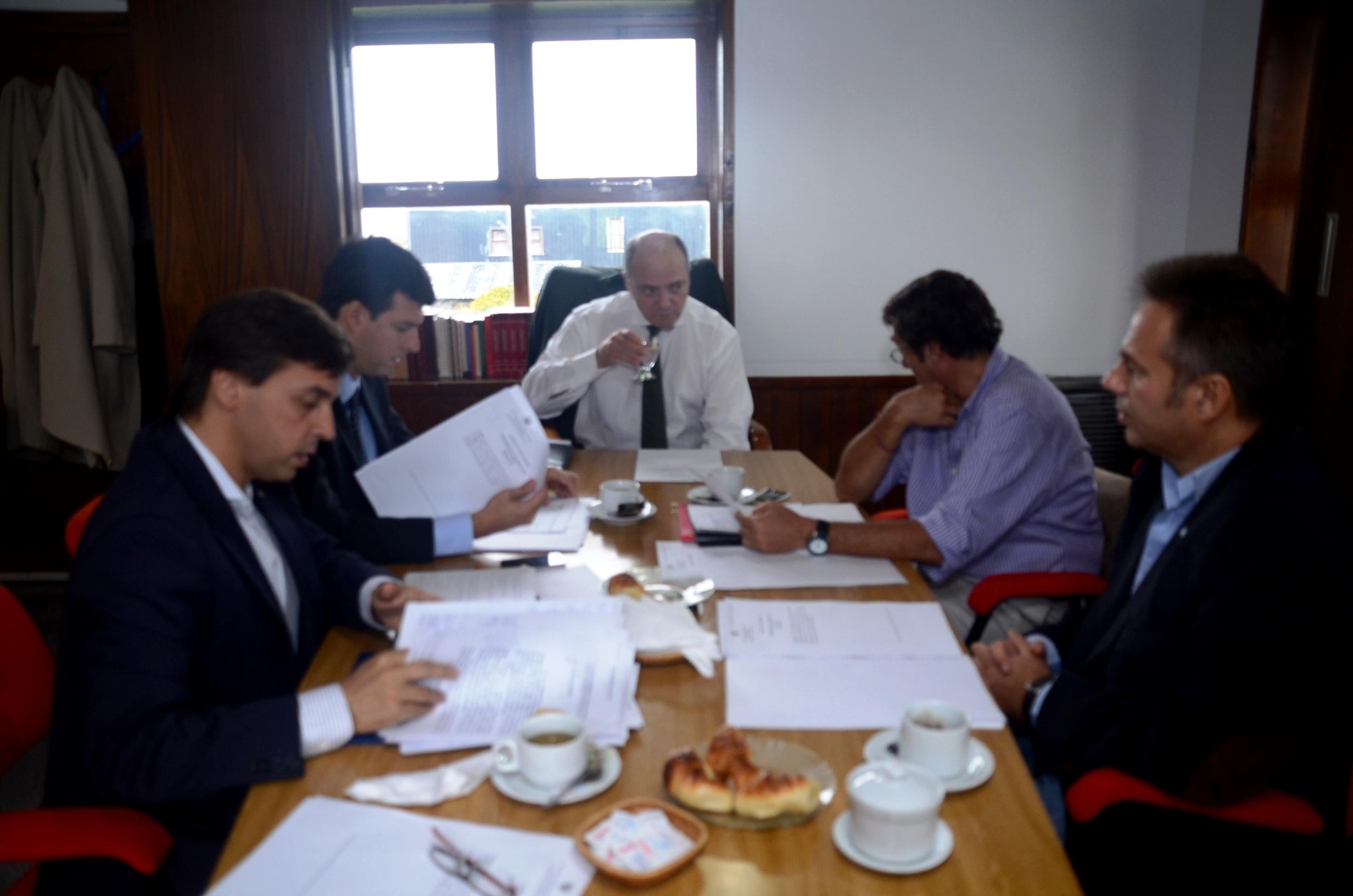 Reunion del Consejo de la Magistratura