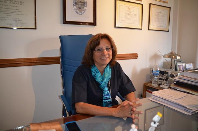 Dra. María del Carmen Battaini