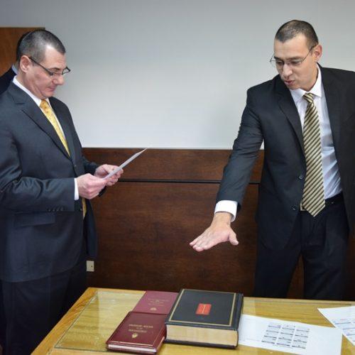 Designaron al Secretario del Juzgado Civil y Comercial N° 1