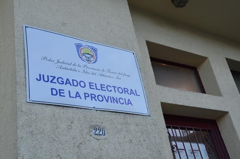 Juzgado Electoral
