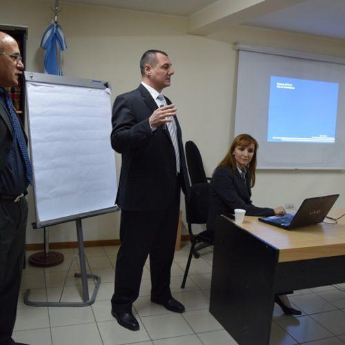 Presentaron software para que apoderados de partidos políticos puedan habilitar a candidatos