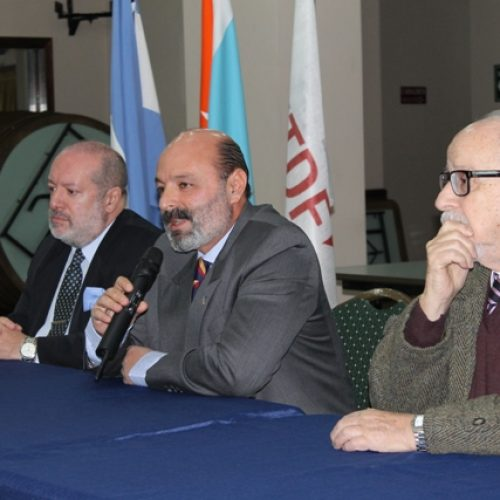 El Doctor Muchnik participó del inicio de jornadas sobre Derecho Civil y Comercial