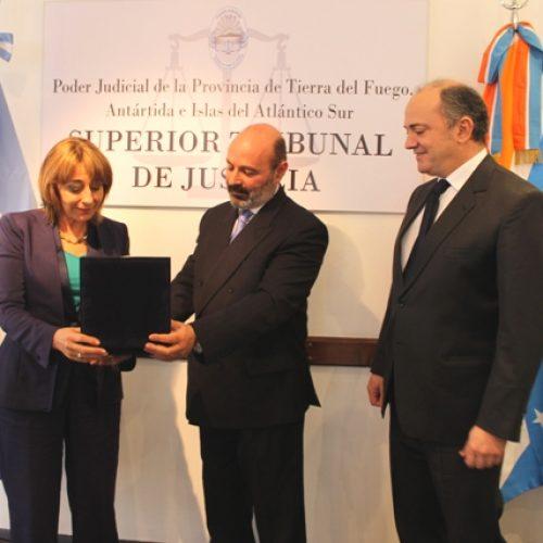 El Superior Tribunal de Justicia firmó convenio con el Ministerio Público Fiscal de la Nación