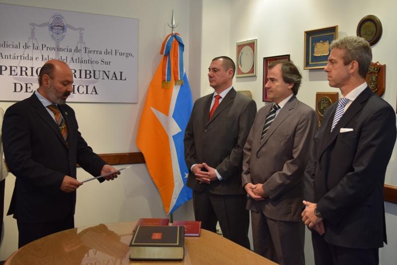 Jura Junta Electoral Provincial y Municipal