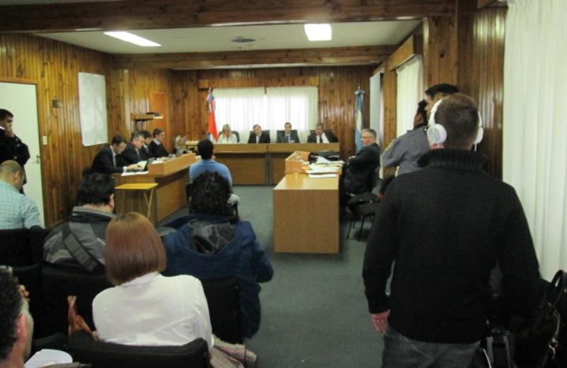 Tribunal de Juicio Río Grande