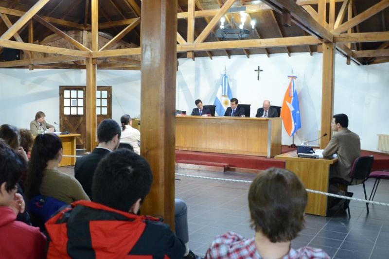 Tribunal de juicio DJS