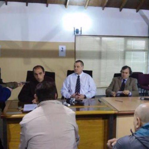 La Junta Electoral Provincial y Municipal brindó conferencia de prensa sobre elecciones