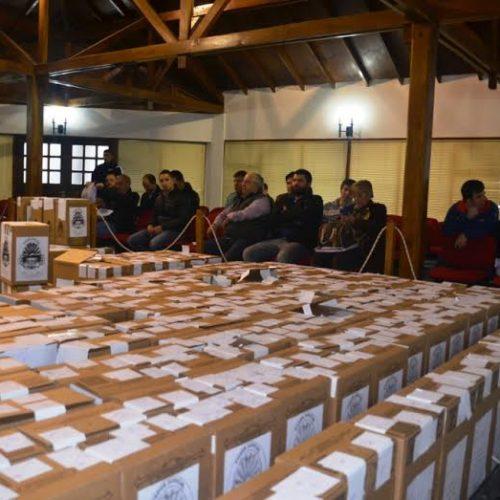 Elecciones 2015: Se realizó el escrutinio definitivo de la elección del 21 de junio