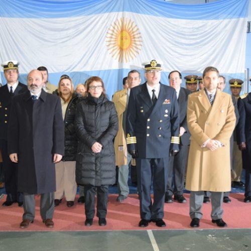 El Superior Tribunal participó del acto del 205° Aniversario de la Prefectura Naval Argentina