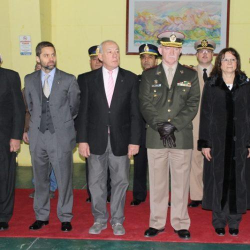 El Superior Tribunal participó del acto por el 77° Aniversario de Gendarmería Nacional