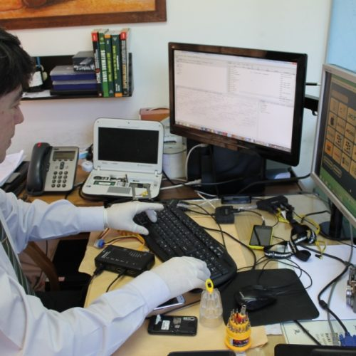 El Poder Judicial de Tierra del Fuego presente en Programa de Capacitación en Delitos Informáticos