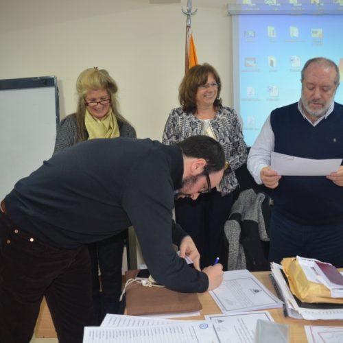 La Escuela Judicial inició la capacitación de Formación Básica en Mediación