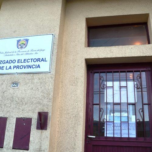 En agosto se podrá justificar la no emisión del voto de las elecciones de junio