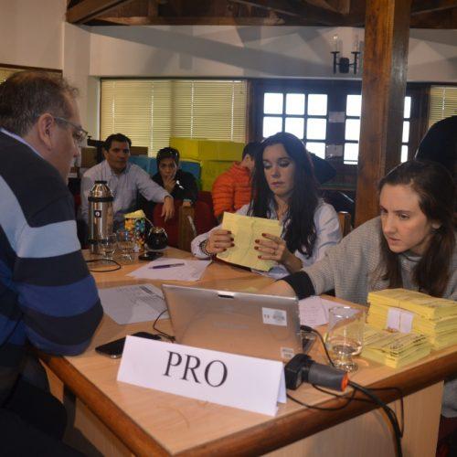 La Junta Electoral Municipal de Ushuaia no hizo lugar al planteó de candidata a concejal del PRO contra escrutinio de preferencias