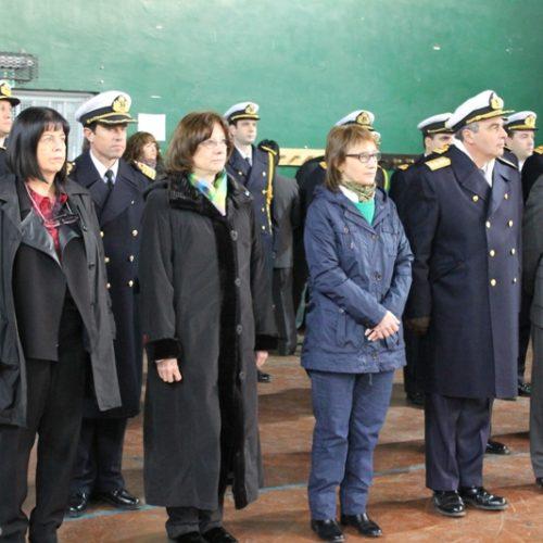 El Superior Tribunal de Justicia participó del acto de conmemoración por el fallecimiento del Comandante Piedrabuena