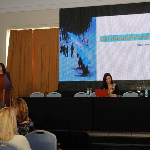La Mediación fue eje de encuentro en Mar del Plata del que participó el Superior Tribunal de Justicia de Tierra del Fuego