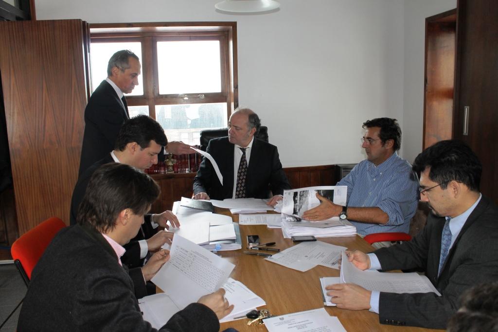 Reunion Consejo de la Magistratura 27agosto