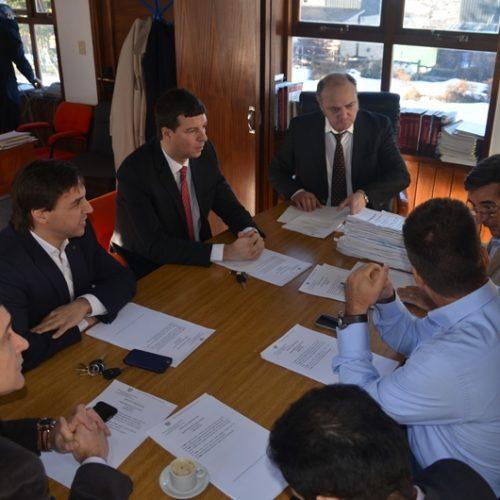 Sesionó el Consejo de la Magistratura