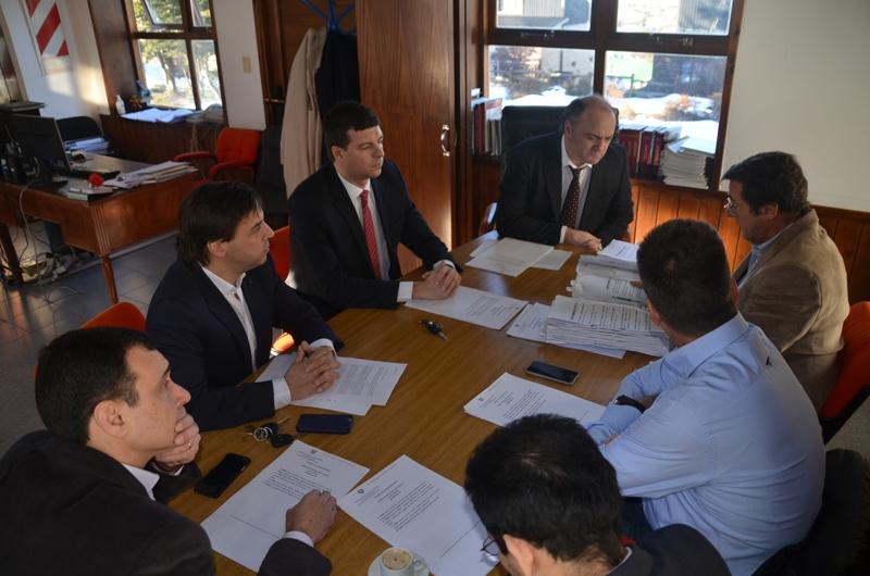 Sesión Consejo de la Magistratura (2)