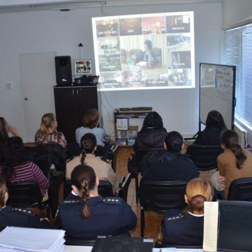 Se desarrolló la videoconferencia sobre mujeres y derechos conquistados en la sociedad argentina