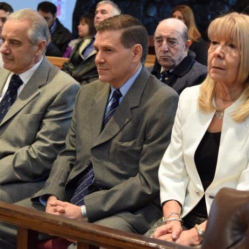 Funcionarios del Poder Judicial participaron de la jura del Procurador Penitenciario