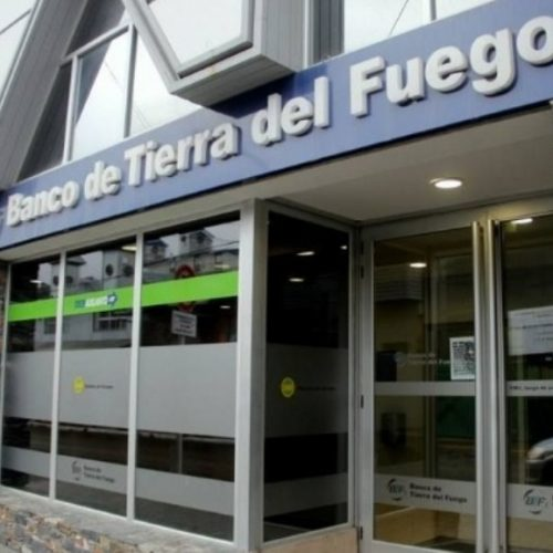 Esta habilitado en las sucursales del Banco de Tierra del Fuego el pago a autoridades de mesa