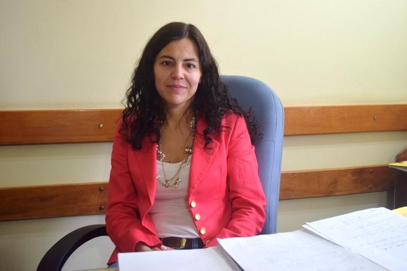 Doctora Roxana Vallejos