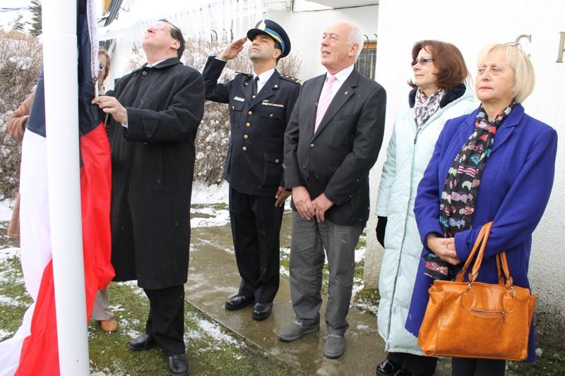 El STJ participó de ceremonia nuevo aniervsario independencia chilena (1)