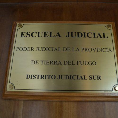 La Escuela Judicial auspicia Jornadas de Filosofía del Derecho en Ushuaia