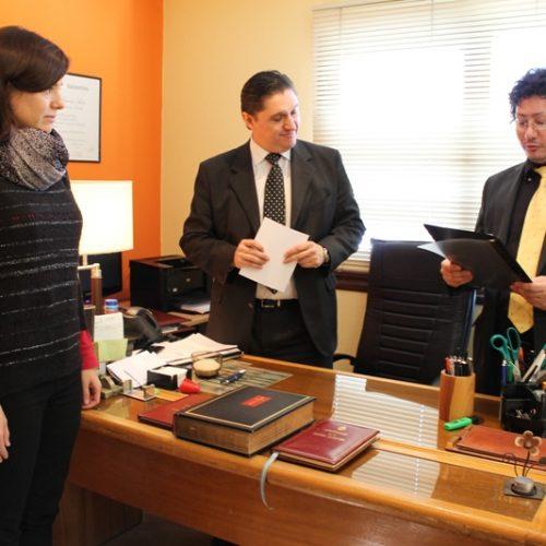 Nueva Prosecretaria en el Juzgado de Instrucción N° 1 de Ushuaia