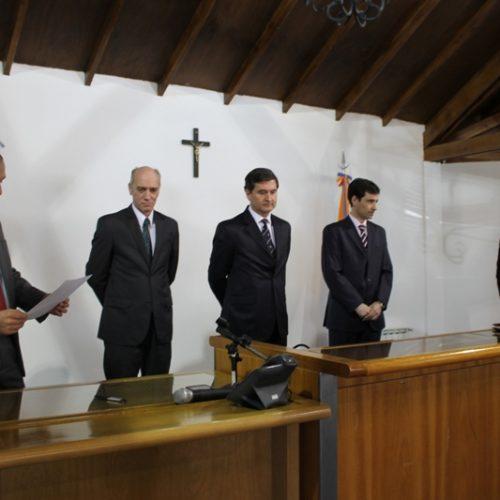 Designaron a la Doctora Balihaut en la Prosecretaría del Tribunal de Juicio en lo Criminal del DJS