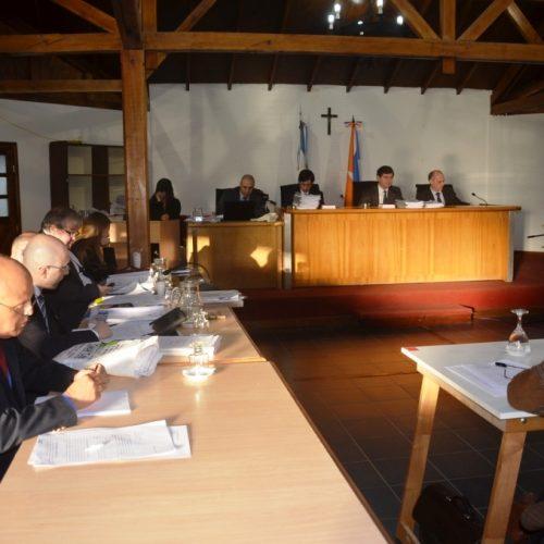 Inicia este lunes el juicio oral por la causa «Donamaría- Merlino y otros sobre peculado»
