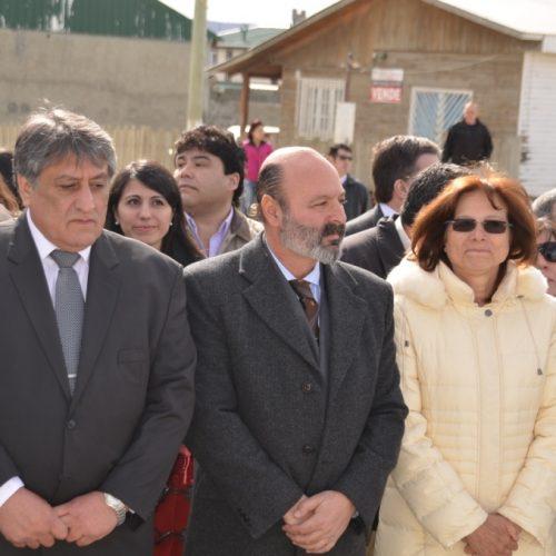 El Superior Tribunal de Justicia participó de los festejos por el 43º aniversario de Tolhuin