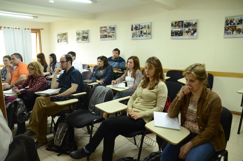Conferencia a cargo del Doctor Nató (2)