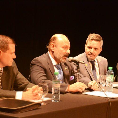 Se desarrollaron en Ushuaia las Jornadas de Filosofía del Derecho