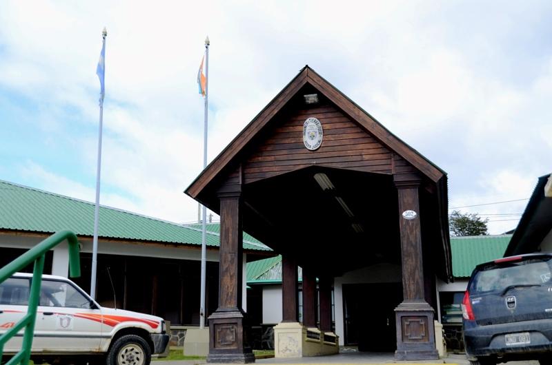 Edificio Tribunales Ushuaia