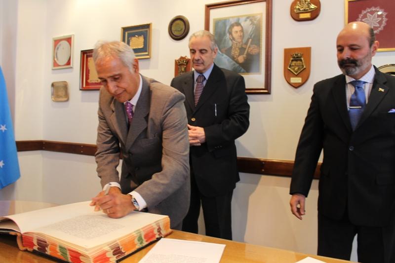 Jura Doctor Suárez como Director de Sumarios y Concursos (1)