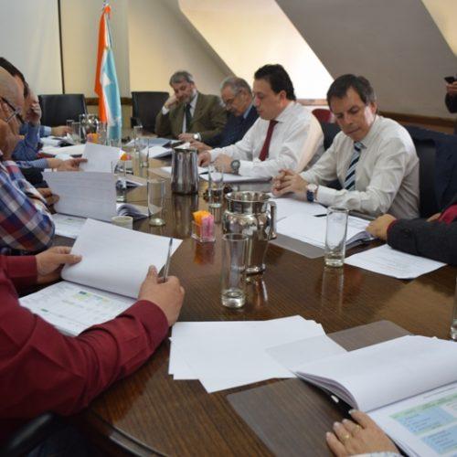 El Poder Judicial presentó su Presupuesto 2016 a la Legislatura