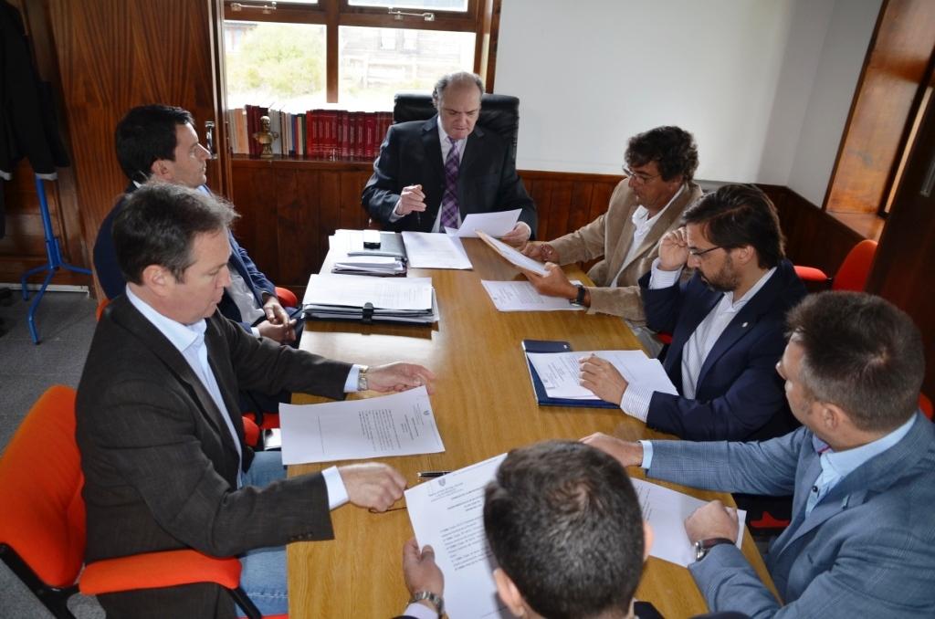 Sesión del Consejo de la Magistratura
