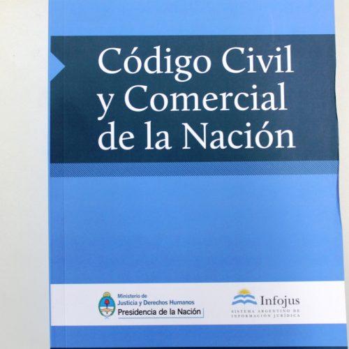 Finaliza el Programa de actualización del Código Civil y Comercial