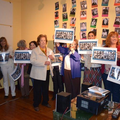 Exitosa presentación de la Muestra 1000 Mujeres de Paz en el Mundo en Ushuaia