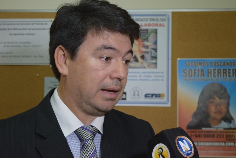 José María Ledesma, directora de Informática y Comunicaciones (1)